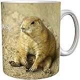 metALUm Kaffeetasse Murmeltier Erdhörnchen # 330010090