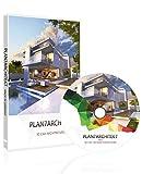 Plan7Architekt Pro 2019 - Profi 2D/3D CAD Hausplaner Software & Architektur Programm für die Grundrisserstellung, einsetzbar als Raumplaner Einrichtungsplaner Badplaner Küchenplaner 3D Visualisierung