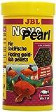 JBL NovoPearl 30300 Alleinfutter für Goldfische Granulat, 250 ml