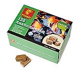 Flash Anzündwürfel - Holz und Wachs - 128 Würfel