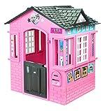 little tikes 650420M Spielhaus mit Glitzer im L.O.L. Surprise! Design, pink
