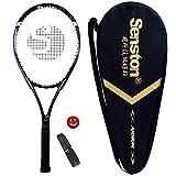 Senston Tennisschläger Damen/Herren Tennis Schläger Set mit Tennistasche,Overgrip,Vibrationsdämpfer