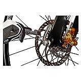 Trickstuff 2462821100 Scheibenbremsen-richtwerkzeug, schwarz, 10 x 10 x 20 cm