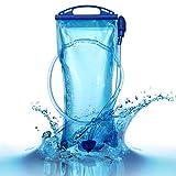 VENTCY trinksystem für Rucksack Trinkblase 2L/3L Wasserbeutel Wasserblase für Rucksack Wanderrucksack Trinkrucksack Radfahren Wasserblase Trinksystem Zum Camping Wandern Radfahren Freiheit …