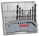 Bosch Professional 15tlg. Gemischtes Bohrer-Set