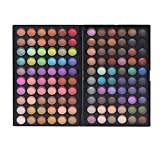 Lidschatten-Palette, mutig und brillant, lebendig, Lidschatten Eyeshadow palette Make up Kit Set (120-3)