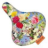 Bikecap Sattelüberzug Erwachsene birdy flower birdy flower