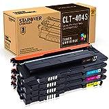 STAROVER Kompatibel Tonerpatronen Ersatz für Samsung Xpress CLT-K404S CLT-C404S CLT-M404S CLT-Y404S für SL-C430W SL-C480FN SL-C480FW SL-C480W SL-C432W SL-C433W SL-C482FW SL-C482W SL-C483FW SLC483W