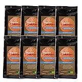 Biolandhof Klein Lupino Kaffee aus Lupinen, 8er Pack (8 x 500 g)