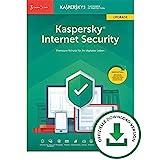Kaspersky Internet Security 2020 Upgrade   3 Geräte   1 Jahr   Windows/Mac/Android   Aktivierungscode per Email