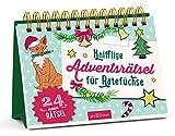 Knifflige Adventsrätsel für Ratefüchse: Adventskalender