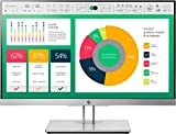 HP EliteDisplay E223 (21,5 Zoll / Full HD) Business Monitor (HDMI, VGA, USB-Hub, Reaktionszeit 5ms, 60Hz) schwarz/silber