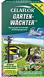 Celaflor 1354 Gartenwächter Wasserstrahl Tiervertreiber mit Bewegungssensor zur Vertreibung von Katzen, Hunden, Reihern, Hasen/Kaninchen, Rehen, Mardern und Füchsen, 1 Stück
