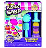 Kinetic Sand 6045940 - Bäckerei Spielset, 454 g