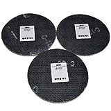 Schleifgitter Ø 225mm Klett 15 Stück 80 100 120 Schleifscheiben für Deckenschleifer Trockenbauschleifer