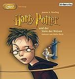 Harry Potter und der Stein der Weisen: Gelesen von Rufus Beck (Harry Potter, gelesen von Rufus Beck, Band 1)
