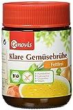 Cenovis Bio Gemüsebrühe fettfrei, vegan und glutenfrei, 2er Pack (2 x 162 g)