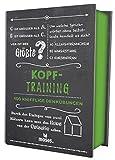 Quiz-Box Kopftraining: 100 knifflige Denkübungen (Quiz-Boxen)