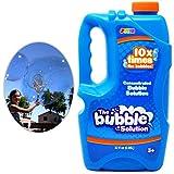 JOYIN 950ml Konzentrierte Seifenblasenflüssigkeit (bis zu 9.5L) Seifenblasen Nachfüllflasche für Mischung der Riesenseifenblasen und Normale Seifenblase, für Seifenblasenmaschine Seifenblasenpistole