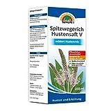 SUNLIFE Spitzwegerich Hustensaft V, 250 g