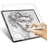 IVSO Kompatibel mit Schutzfolie iPad Pro 11 (3.Gen) 2021/iPad Air 4 2020, Paper-Like Matte Schutzfolie, Paper Feel Schutzfolie [Unterstützt Pencil/Pencil 2] (Nicht Glas), (2 Stück)