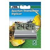 JBL 6122000 JBL Aquarium Thermometer DigiScan, grau
