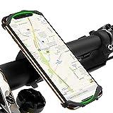 VUP Handyhalterung Fahrrad,Face ID/Touch ID kompatibel,360°drehbar Fahrrad Handyhalterung,universal Motorrad Handyhalterung für iPhone,Galaxy,Huawei&allen Handy,Handyhalter für Rennrad Mtb Kinderwagen