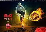 BMX My Life (Wandkalender 2021 DIN A3 quer)
