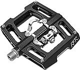Cube RFR Flat & klick SL Fahrrad Pedale schwarz