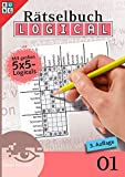 Logical-Rätselbuch 01: Rätsel fürs Auge (Logical Rätselbuch / Logik-Rätsel)