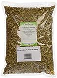 Naturix24 Hirtentäscheltee, Hirtentäschelkraut – Aromaschutzbeutel, 2er Pack (2 x 500 g)