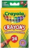 Crayola 24 Wachsmalstifte