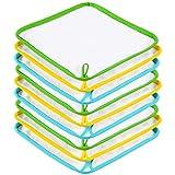 CLEAVEN 9 Stück Bambus Tücher aus 100% Bambus Made in EU | Putzlappen natürliche antibakterielle Wirkung | Putztücher für Haushalt, Büro und Auto | Alternative zu Mikrofasertücher |