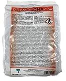 DRAGOLONA Professional Rodenticide für den Außenbereich gegen Ratten und Mäuse Rattenköder Nudeltasche schnell wirkendes Antikoagulans 1 kg