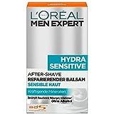 L'Oréal Men Expert After Shave Balsam Hydra Sensitive (2 x 100ml)