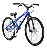 Mongoose Unisex-Youth Title Mini Race Racing, Kinder BMX, Blue, One Size