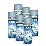 DUPLI_bundle 6X Dupli-Color Cars Rostschutz Haftgrund Spray grau 400 ml 385889