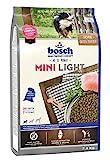 bosch HPC Mini Light   Hundetrockenfutter für übergewichtige Hunde kleiner Rassen (bis 15 kg), 1 x 2.5 kg