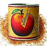Feuer & Glas® Apfelsaft-Gewürz mit Kokosblüten-Zucker, 6 x 130g - Fire Roasted Cinnamon Apple Spices Gewürzpulver