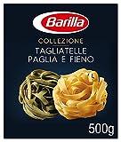 Barilla Hartweizen Pasta Collezione Tagliatelle Paglia e Fieno – 6er Pack (6x500g)