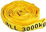 Rundschlinge 3000 kg Tragkraft direkt in 4,0 m Umfang, 2,0 m Nutzlänge