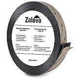 Zalava Magnetband selbstklebend   Magnetklebeband   Magnetstreifen   Magnetisches klebeband   Verdicken, 3M x 15mm Klebstoff, individuell zuschneidbar für Fliegengitter Schule & Präsentation