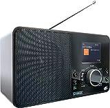 Schwaiger DAB400 513 - Digital Radio | DAB/DAB+ oder FM | mit Stabantenne und Weckerfunktion | Bertrieb via Netzteil | automatischer Sendersuchlauf