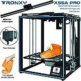 3D-Drucker X5SA PRO mit Titan, XY-Kernstruktur mit industrieller Linearführung, integriertem 30-poligem Kabel, sicher für den privaten und industriellen Gebrauch