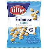 ültje Erdnüsse, geröstet, ohne Salz, 12er Pack (12 x 200 g)