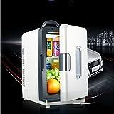 Comprajunta Auto Kühlschrank 18L 12V 220V Mini-Körper Zu Hause Tragbaren Kühlschrank Für RV Boot Yacht-Bus, Schlafzimmer Gefrierschrank Mini-Bar-Par-Sitzung
