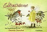 Elfenträume: Ein Postkartenbuch von Daniela Drescher