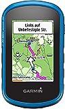 Garmin eTrex Touch 25 - GPS-Outdoor-Navigationsgerät mit Topo Active Europakarte, 2,6' Farbdisplay, vorinstallierten Aktivitätsprofilen für bspw. Wandern, Bergsteigen, 3-Achsen-Kompass und 16 h Akku