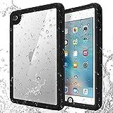AICase Hülle für iPad Mini 4 wasserdichte Hülle,360 Rundum Schutz Transparent Schutzhülle,wasserdicht, schockresistent, mit voller Touchscreen Funktion inkl. Touch ID