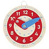 Goki 58485 Lernuhr Learn to Tell The Time